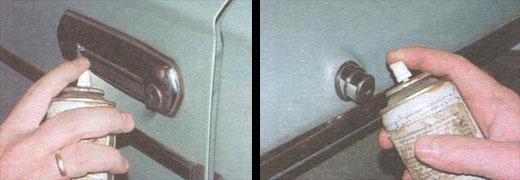 защита кузова автомобиля ваз 2106