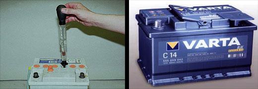 распространенные неисправности аккумуляторной батареи ваз 2106