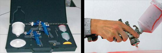 выбор покрасочного оборудования для покраски автомобиля своими руками