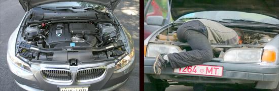проверка двигателя при покупке подержанного автомобиля
