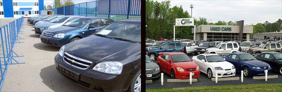 выбор подержанного автомобиля
