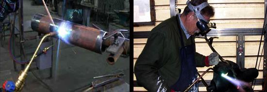 кислородно ацетиленовая сварка для ремонта автомобилей ваз 2106