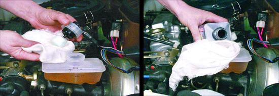 основные характеристики и маркировка тормозной жидкости