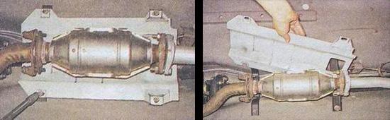 карданный вал ваз 2107 - снятие и установка