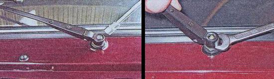 моторедуктор очистителя лобового стекла ваз 2107