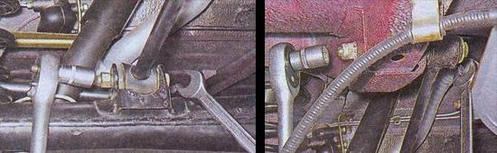снятие и установка заднего моста на автомобиле ваз 2107