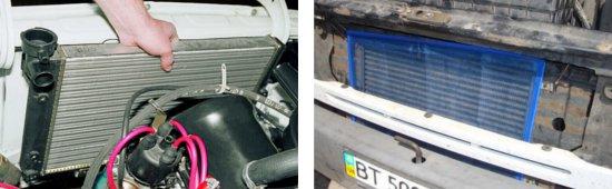 uxod-za-radiatorom