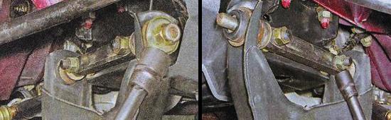 Замена нижнего рычага подвески ваз 2105