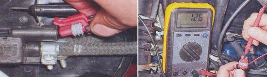 Проверка клапана адсорбера Ваз 2105