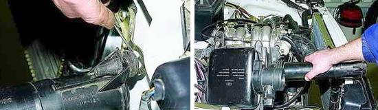 Корпус воздушного фильтра Нива 2121 и 2131