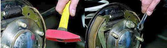 Замена шпильки крепления колеса Нива 2121 и 2131