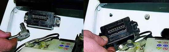 Блок управления клапаном карбюратора Ваз 2121 Нива 2131