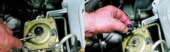 Регулировка рулевого механизма Ваз 2121 Нива 2131
