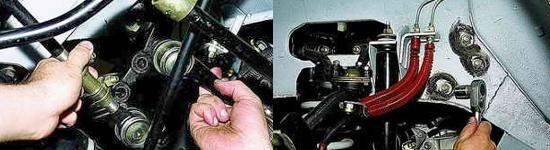 Как снять рулевой механизм Ваз 2121 Нива 2131