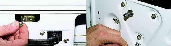 Снятие механизма стеклоподъемника Ваз 2121 Нива 2131