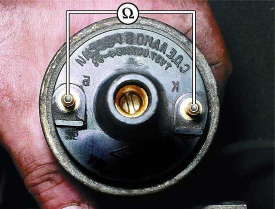 Как проверить катушку зажигания Ваз 2106. Измеряем сопротивление